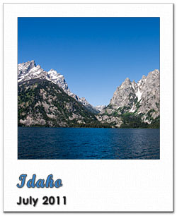 Photoframe Idaho