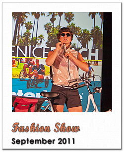 Interbike - Fashion Show